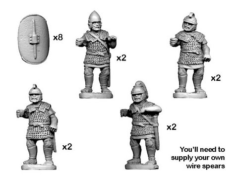 Veteran Spearmen