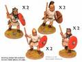Photo of Roman Velites with spear/javelin & shield (ANR005)