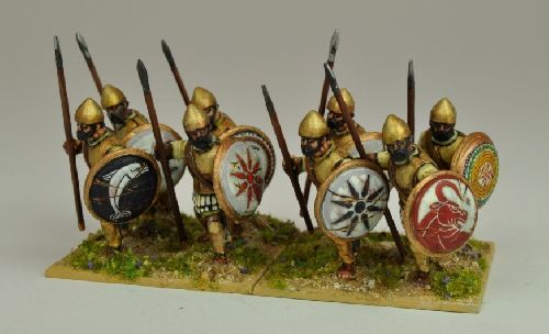 Citizen Spearmen in Cuirass