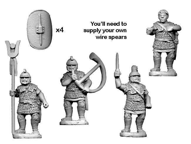 Veteran Spearmen Command