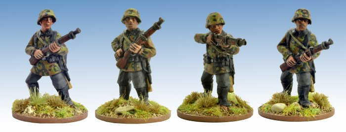 German Schützen with Rifles 2