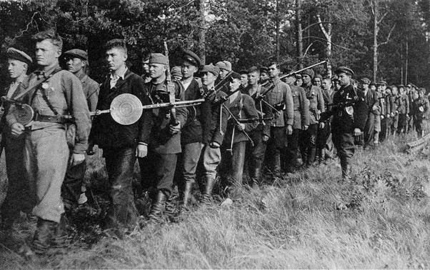 East Front Partisan Platoon