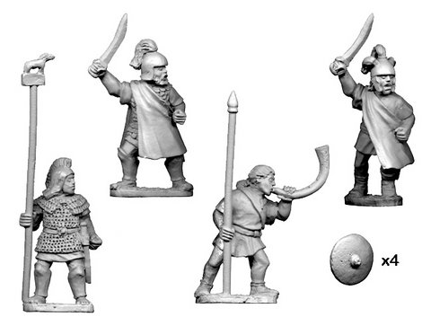 Lusitanian warrior command