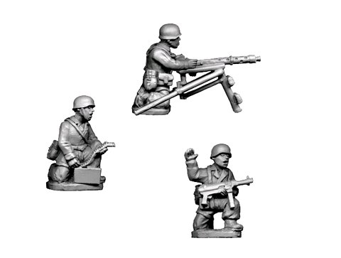 Fallschirmjager Static MG34