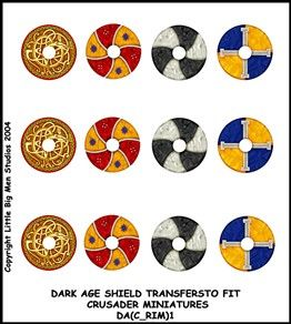 Dark Age Shield Transfers