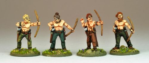 German Archers