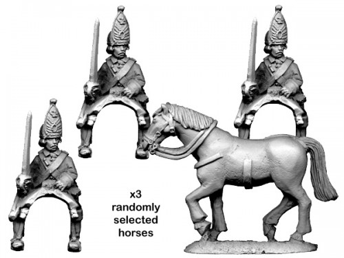 SYW Russian Mounted Grenadier.