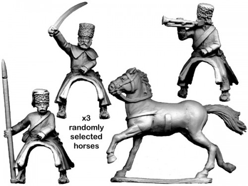 SYW Russian Cossack Command