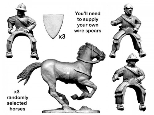 Mounted Sergeants