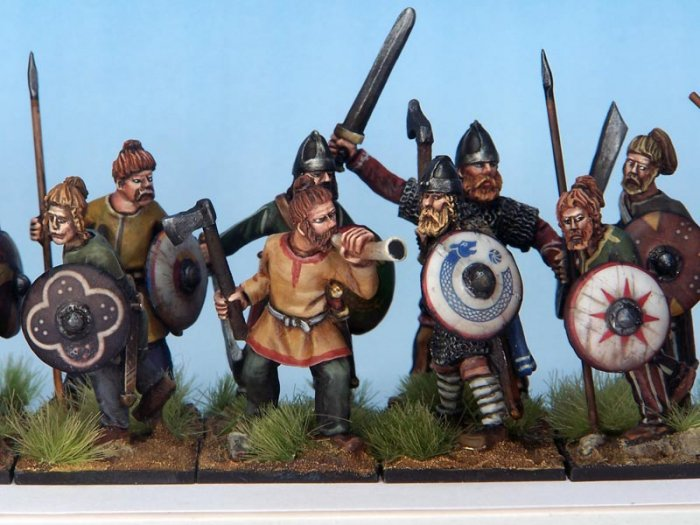 Dark Age Infantry Unit Deal