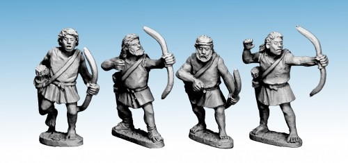 Macedonian Archers