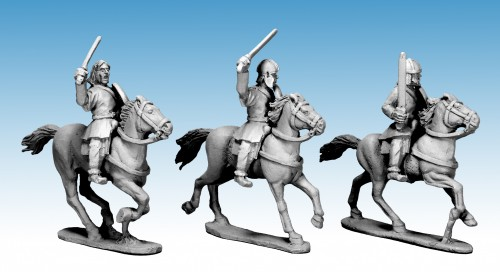 Sub Roman Unarmoured Cavalry with Swords