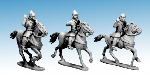 Sub Roman Unarmoured Cavalry with Spears