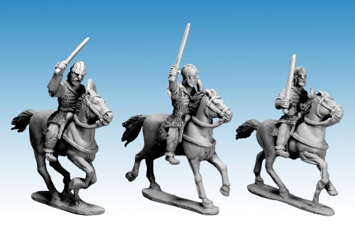 Sub Roman Heavy Cavalry with Swords