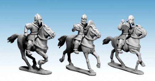 Sub Roman Heavy Cavalry with Spears.