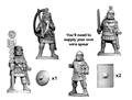 Photo of Middle Imperial Roman Legionary Command (RFA034)