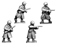 Photo of Russian SMG Infantry in Greatcoats (WWR038)