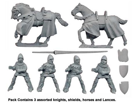 Knights with Lances
