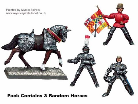 Mounted Men-at-Arms Command