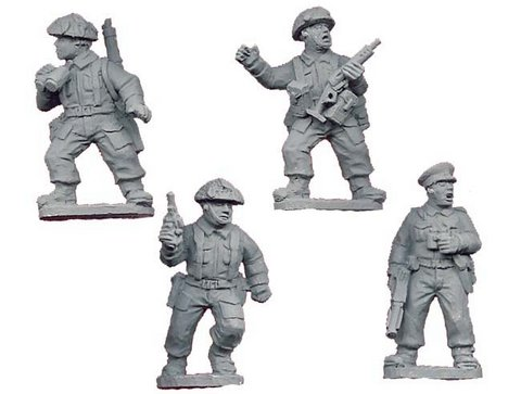 Late British Infantry Command