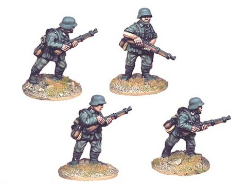 German Riflemen I