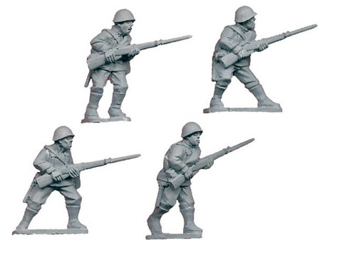 Russian Infantry II